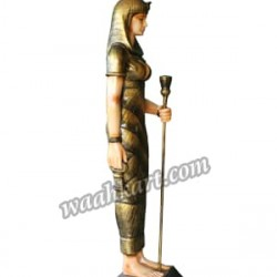 Attractive Egyptian Lady Guard -Natural Shade
