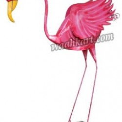 Classic Style Pink Flamingo Model