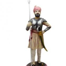 Darbaan Statue