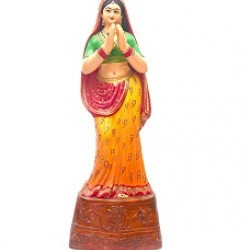 Devki MATA Statue - in Namaste Position