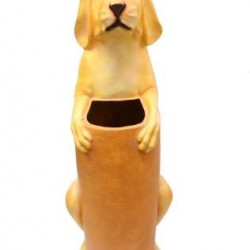 Attractive Dog Shape Dustbin