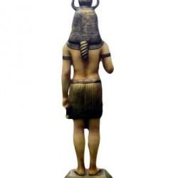 Fiber Egyptian Modern Man Guard