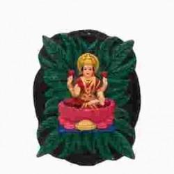 Goddess Maa Laxmi- An Adorable Wall Hanging