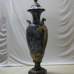 The Royal Arabic Genie Vase