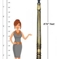 Floor Lamp Pole