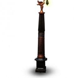 Phoenix Lamp Post