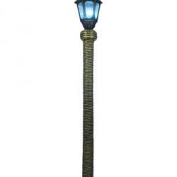 Rope Lamp Post
