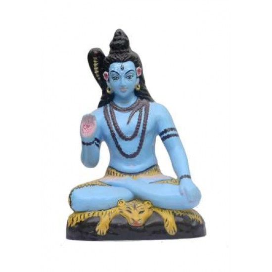 Lord Shiv In Sitting Positions