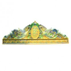 Peacock Look Designer Entrance Arch