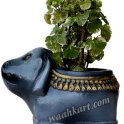 Puppy Shape Planter