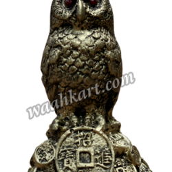Metallic Owl- Vahana of Goddess Lakshmi MATA