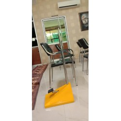 Rust less Foot Operated Dispenser Stand