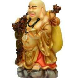 Laughing Buddha -Figurine