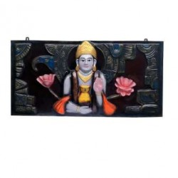 Lord Kuber 3D Mural Wall Hanging