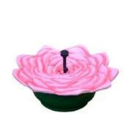 Rose Water Floating Pot With Fountain