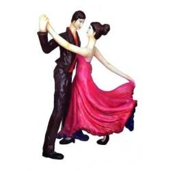 Beautiful FRP Dancing Couple