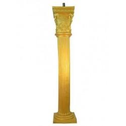 Colonnade-strip Design Pillar For Decorations