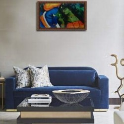 Designer Canvas Mural Painting