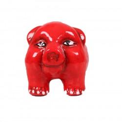 Piggy Bank - Red