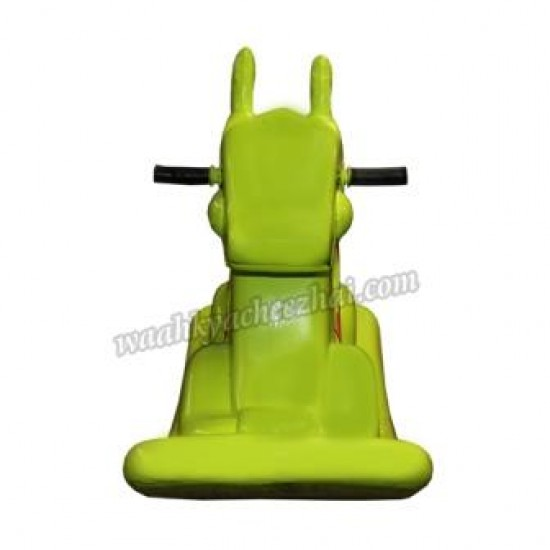 See Saw For Kids In Green Color