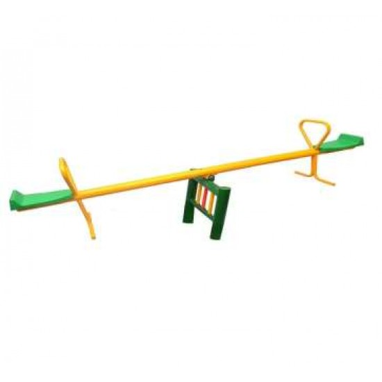 Two Seater See Saw For Playground