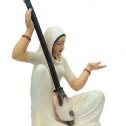 Meera Bai Sculpture