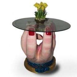 Hand Shape Center Table
