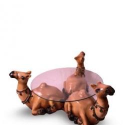 Royal Rajasthan Camel Center Table