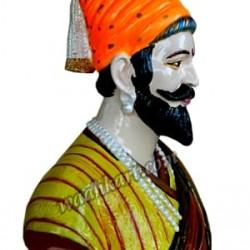 The Great Maratha Leader Chhatrapati Shivaji Statue