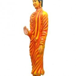 Gautam Buddha In Real Size Statue