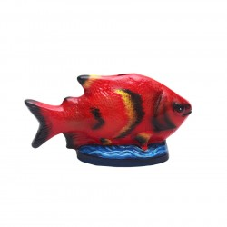 Attractive Orange - Fish Showpiece